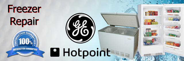 GE Hotpoint freezer repair