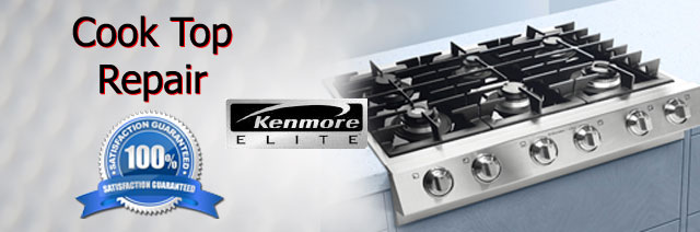 Kenmore Cook Top Repair