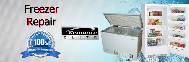 Kenmore Freezer Repair  Addicks Barker