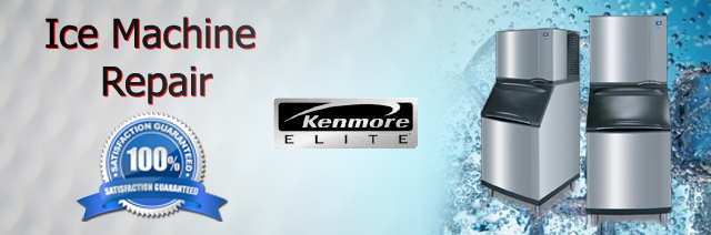 Kenmore Ice Machine Repair