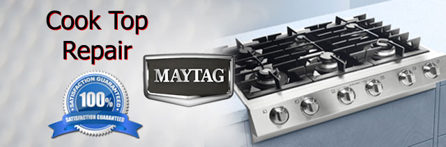 cook top repair maytag