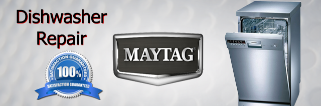dishwasher repair maytag
