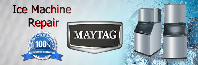 ice machine repair maytag