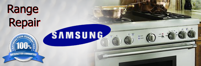 Samsung Range Repair Houston Authorized Service Page