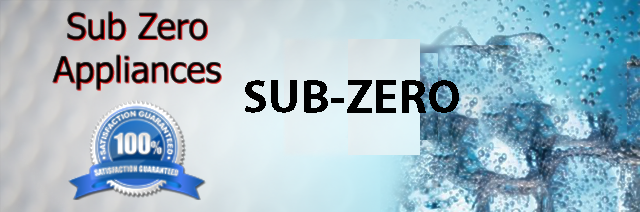 Sub-Zero Appliances