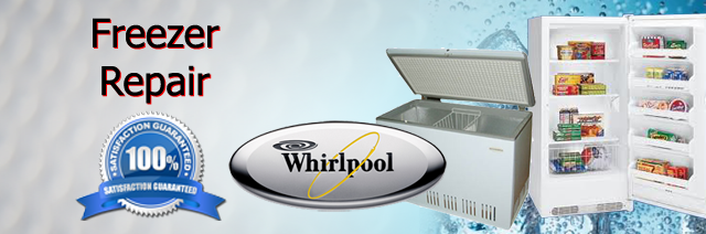 Whirlpool Freezer Repair