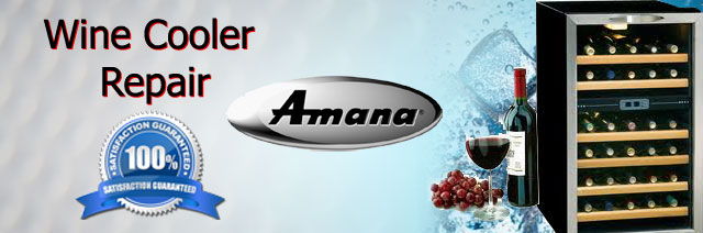 Amana wine cooler repair  Addicks