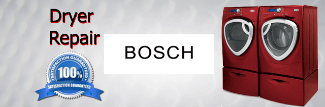 Bosch dryer repair  Addicks