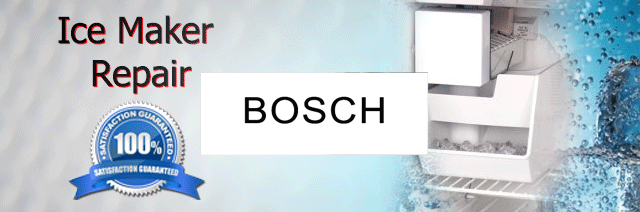 Bosch Ice Maker Repair  Clutch City