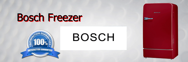 Bosch Freezer Repair