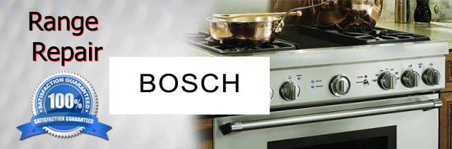 Bosch range repair  Addicks Barker