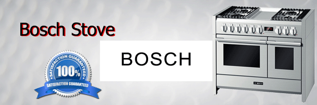 Bosch Range and Stove Repair  Addicks Barker