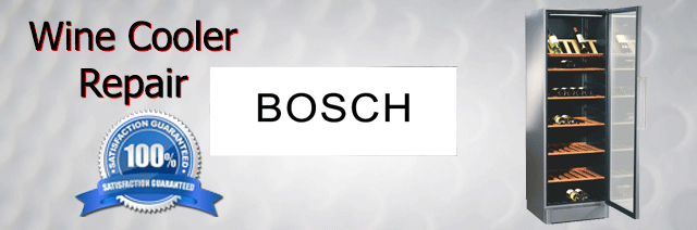 Bosch Wine Cooler Repair  Addicks Barker