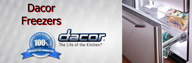 Dacor Freezer Repair