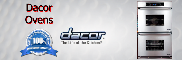 Dacor Oven Repair