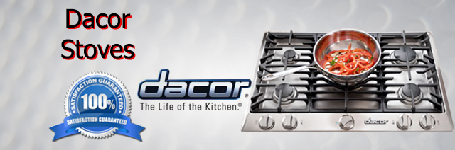 Dacor Stove Repair