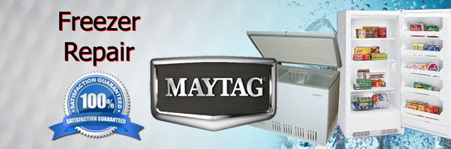 Maytag freezer repair  Addicks Barker