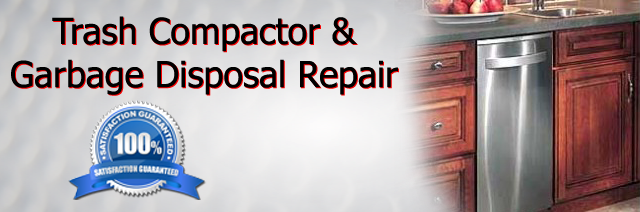 Trash Compactor and Garbage Disposal Repair