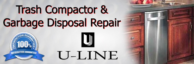 U-Line Trash Compactor Repair