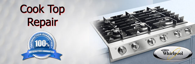 Whirlpool Cook Top repair